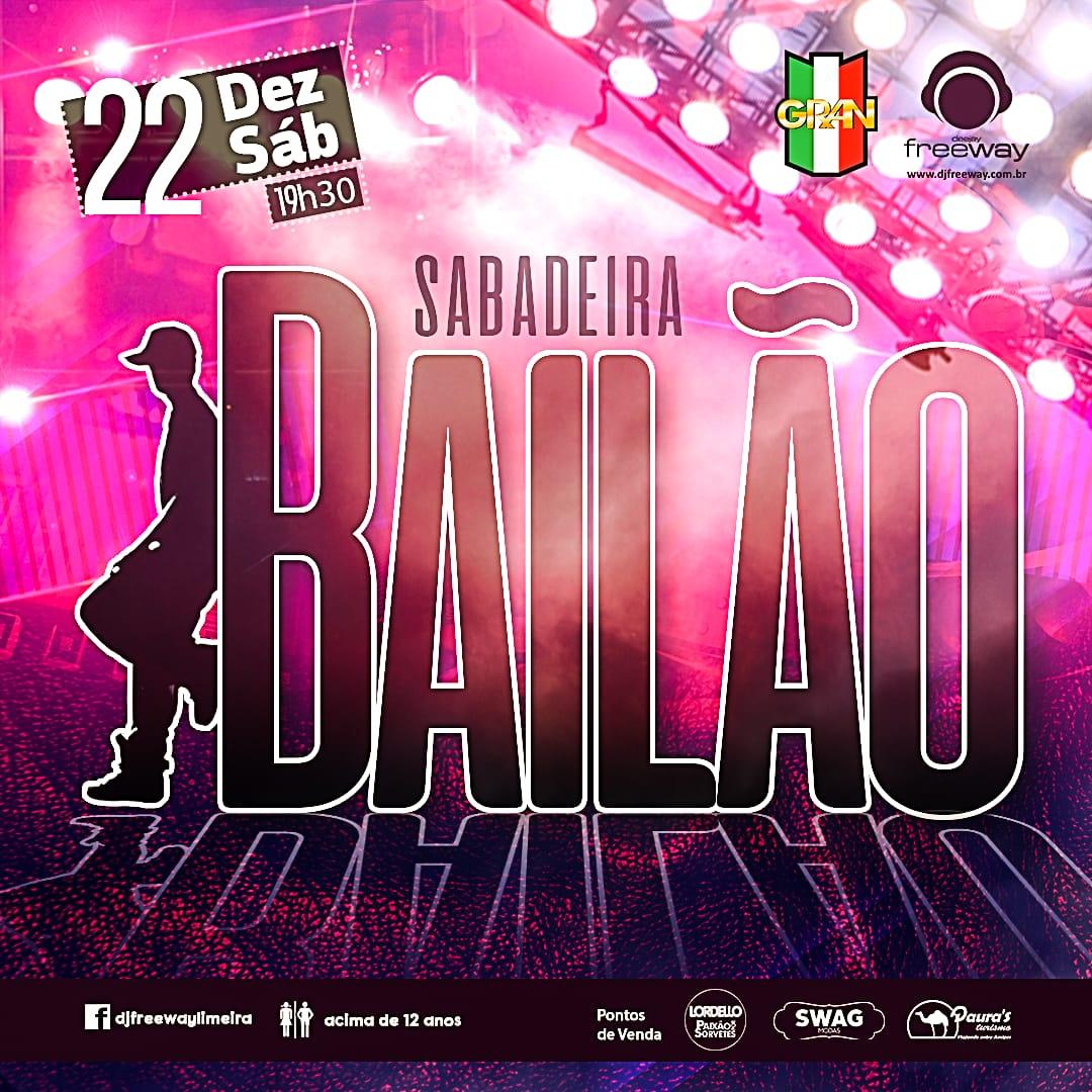 BAILÃO - by DJ Freeway