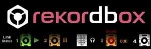 logiciel gestion medias pioneer rekordbox