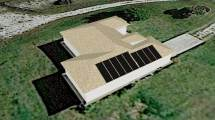 Punta Gorda Solar Pool Heating Panel System - Florida