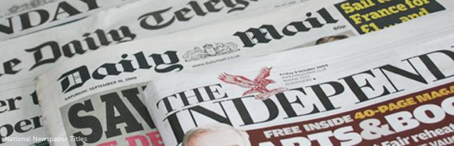National Press, National Newspapers