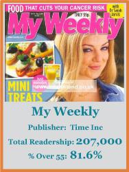 MyWeeklyReadership188x250