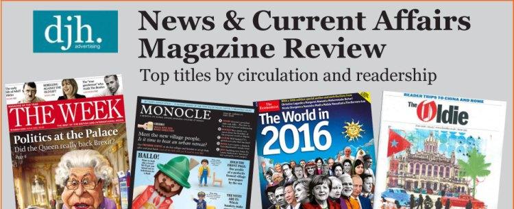 News & Current Affairs Magazine Data