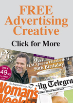Creative Off the Page Advertising Offer