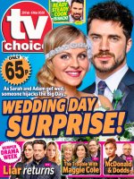 TV Choice Magazine Cover