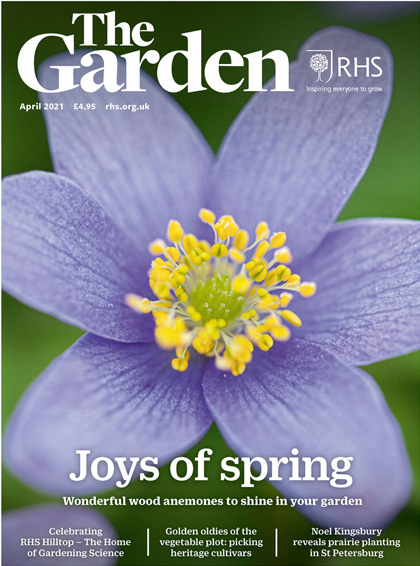 RHS Garden Cover Apr21