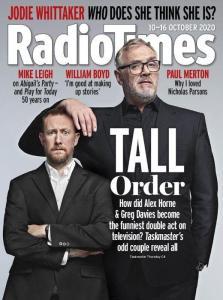 Radio Times Magazine Cover