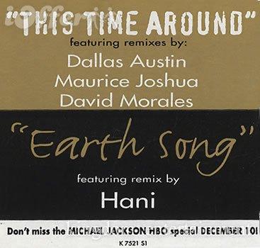 Michael Jackson - Earth Song (HaNi's ReMixes) ReMaster*