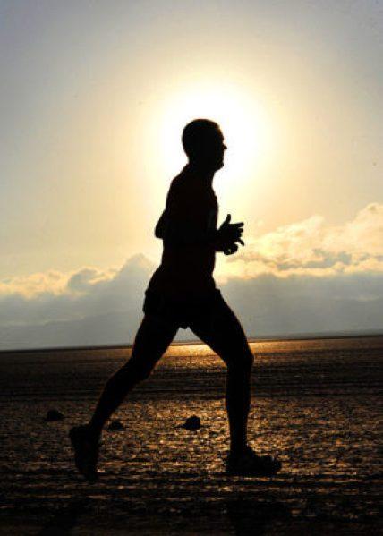 running and language