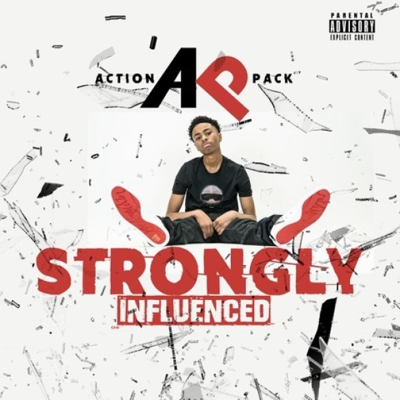 Up-And-Coming 16 Year-Old Memphis Rapper Action Pack AP