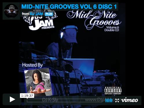 MID-NITE GROOVES VOL. 6 DISC 1 & 2