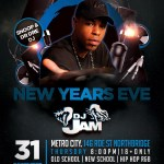 Thursday Dec. 31st New Years Eve / Metro City / Perth, Australia