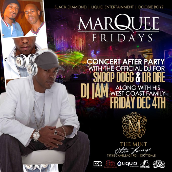 Marquee Fridays