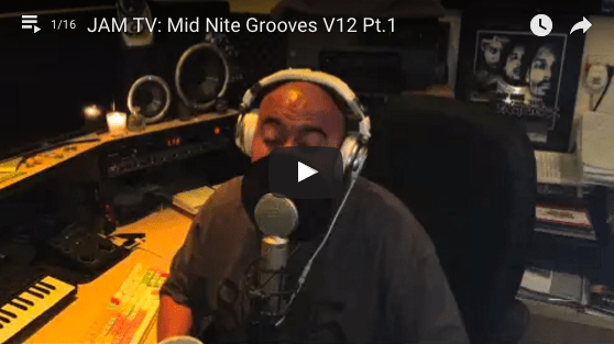 Mid-Nite Grooves Clips from Vol. 12 & Up