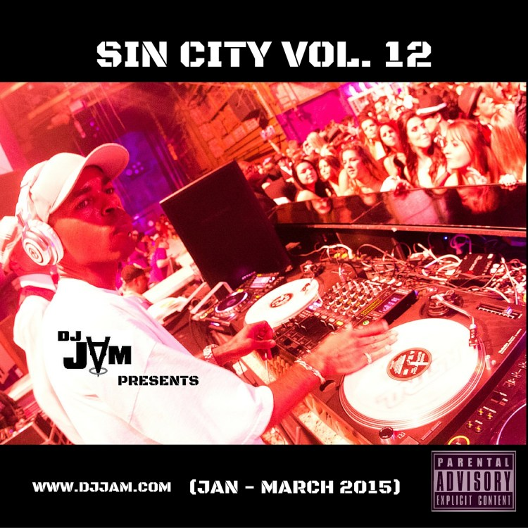 """NEW MUSIC"" Sin City Vol. 12  #DJVATICAN"