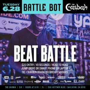 San Diego Battle Bot