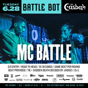 Battle Bot San Diego