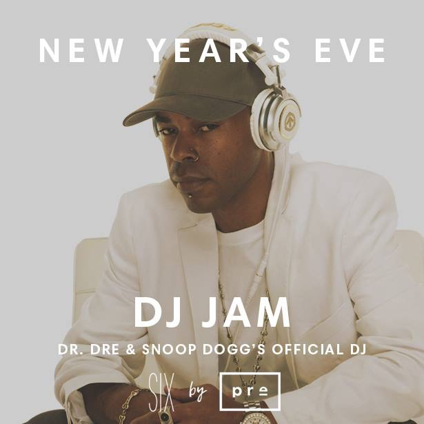 Dj Jam At Pre: Beirut, Lebanon New Years Eve Party