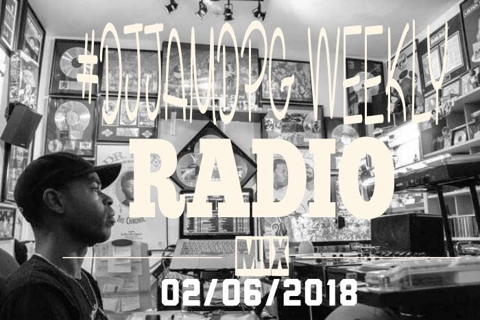 DJ Jam Weekly Radio Mix 02/06/2018 #DJJAM #WEEKLYRADIOMIXES #JAMN957 #THEEDGE961 #RADIOMETRO1057 #DJVATICAN #USA #AUSTRALIA LISTEN NOW!!!