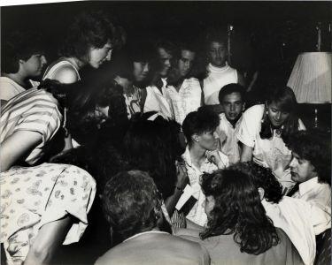 Jed The Fish in Solana Beach, 1985