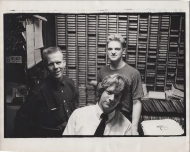 Erasure with Jed The Fish 1986