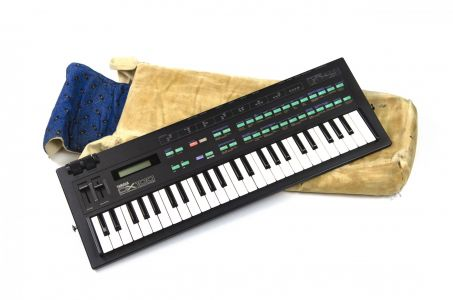 Jed The Fish Ephemera: Danny Elfman's Yamaha keyboard