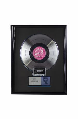 Jed The Fish's Tone Loc platinum disk