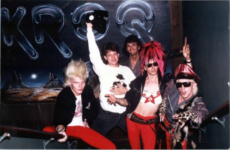 Sigue Sigue Sputnik with Jed The Fish in Pasadena