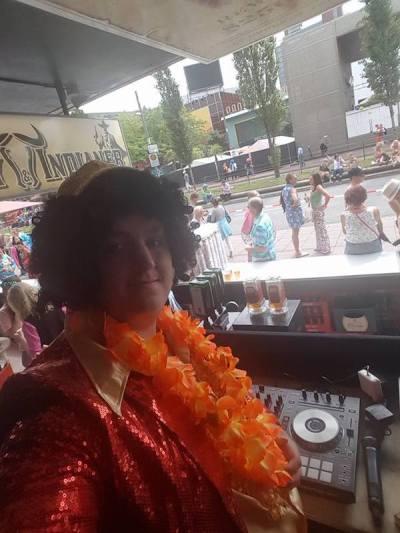 Schlagerparty DJ in Hamburg