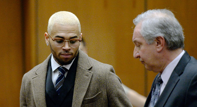 Chris Brown Rejects Plea Deal in DC Assault Case