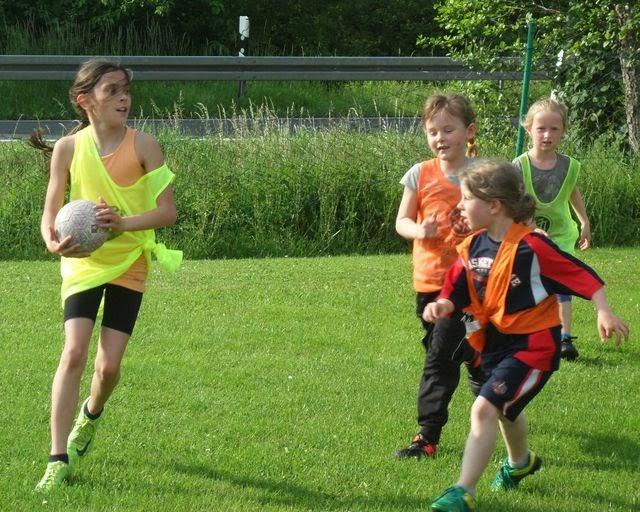 Korbball - Trainingszeiten