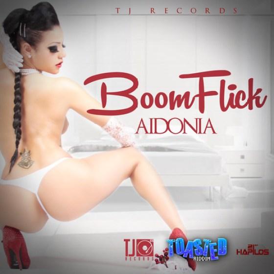 aidonia boom flick explicit toasted riddim 2013
