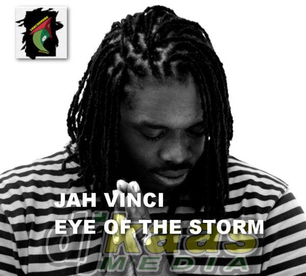 Jah Vinci - Eye Of The Storm  TracKHousE Records December 2013-blog
