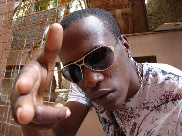 Laden Jamaican Dancehall Reggae Artiste