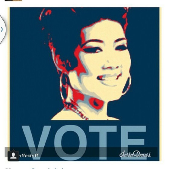 Vote Tessanne Chin The Voice