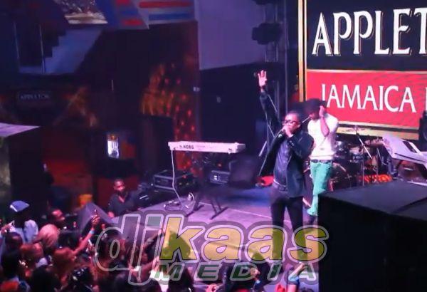 Beenie Man Performance at Mavado 2013 Birthday party