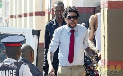 Vybz Kartel's sentencing pushed to April 3th, 2014