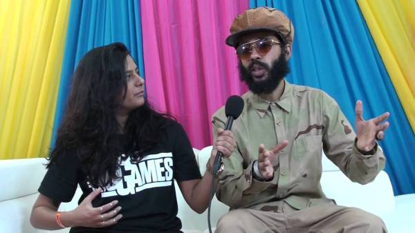 Protoje Talks about Chronixx Collabo @ Roots Reggae Revival.
