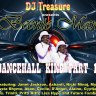 "Beenie Man ""King of Dancehal""l mixtape by DJ Treasure"
