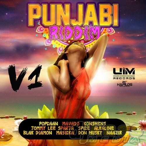 Punjabi Riddim- Uim Records -1