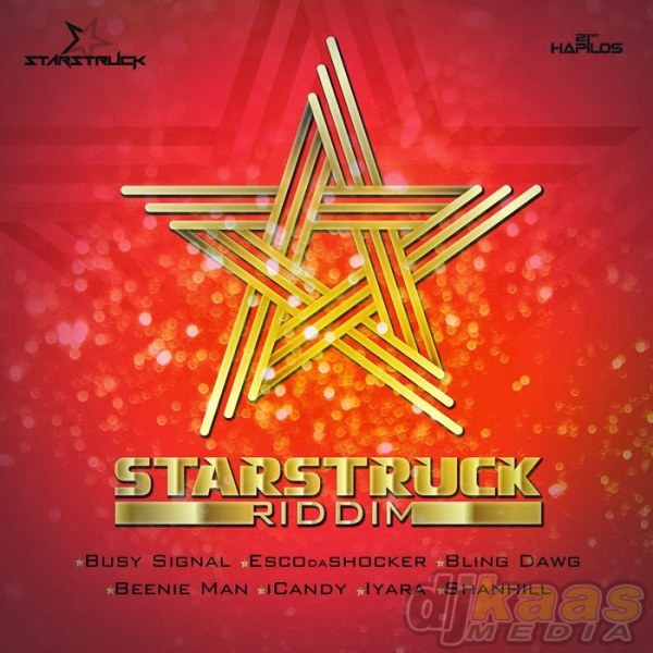 Starstruck riddim mix featuring Bounty Killer, Beenie Man, Busy Signal, Esco and more