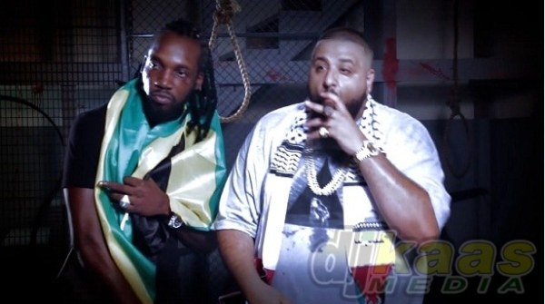 Dj Khaled and Mavado