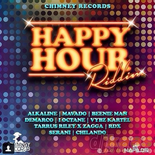 Happy Hour Riddim Mix (September 2014) Chimney Records   DJ Kaas Media