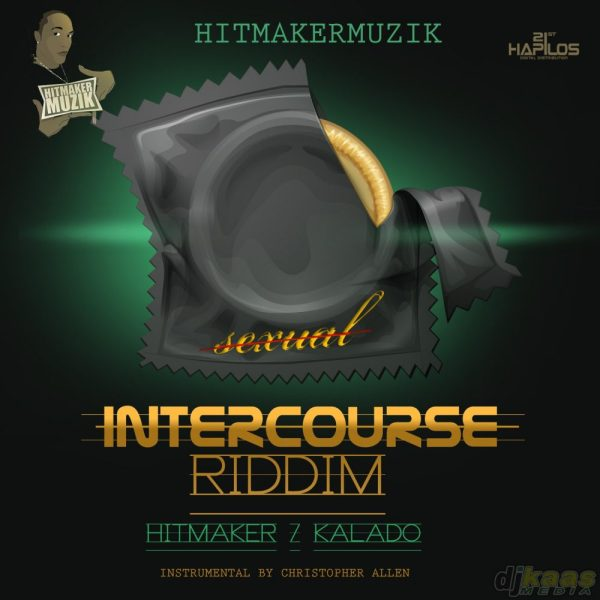 HITMAKERMUZIK INTERCOURSE RIDDIM(ARTWORK)