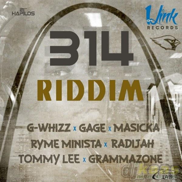 314 Riddim  - 1link Records