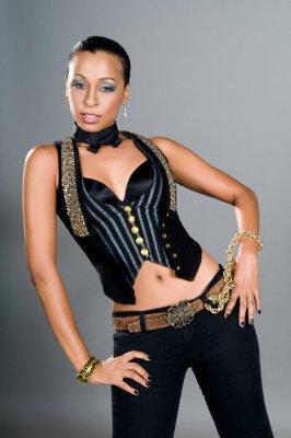 Alaine Laughton, Reggae singer