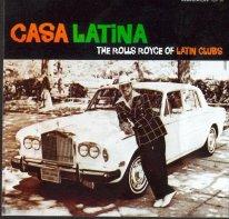 Casa Latina Jimmy Sabater