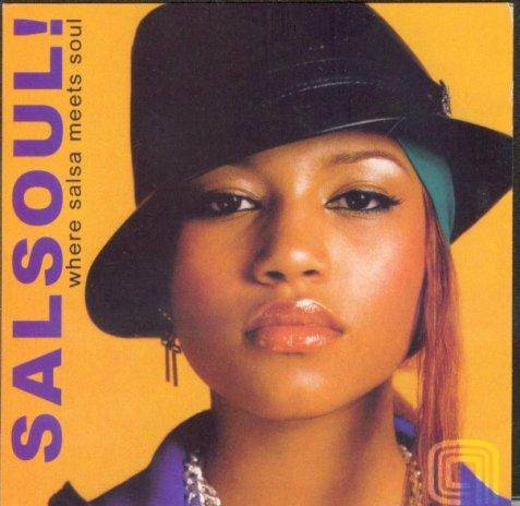 Salsoul girl flier