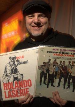 Lubi y sus vinyls