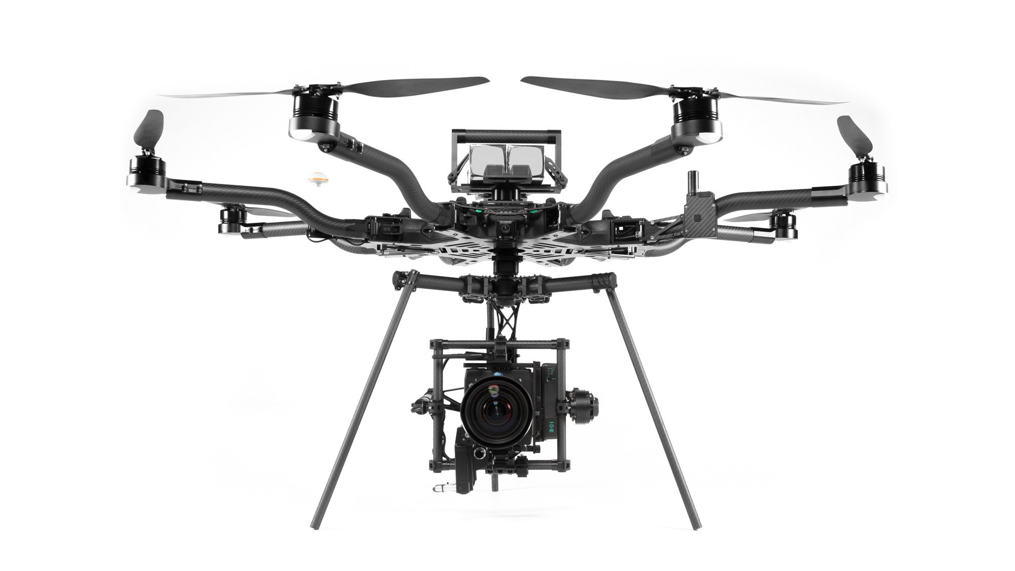 Top Ten Drones For Industry Use