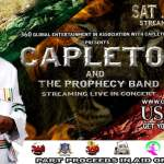 Capleton & The Prophecy Band 2020 Live Concert [streaming]